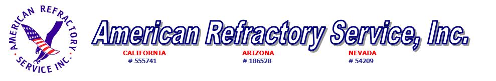 American Refractory Service, Inc.